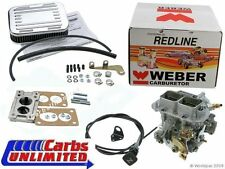 K601-M Suzuki Samurai Conversion Kit - Weber 32/36 DGV Manual Choke - 1 Yr Warr