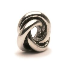 AUTHENTIC TROLLBEADS SILVER THREE IN ONE TAGBE-20089 TRE IN UNO
