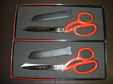 """50% OFF RRP"" 2 x Mundial Signature Series Dressmaker Shears Tailor Scissors"
