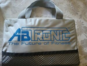 Abtronic Core Strengthener Belt, with Case and Instruction Manual - Pre-owned