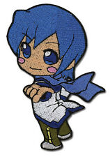 NEW GE Vocaloid Hatsune Miku Kaito Blue Patch Official License GE44013 US Seller