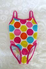 Debenhams Girls Swimsuit Swimming Costume Swimwear Toddler 12-18m Children's NEW