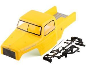 Element RC Enduro Ecto Pre-Painted Body Set (Yellow) [ASC42160]
