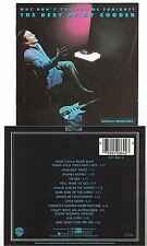 Ry Cooder Why Don't You Try Me Tonight ? CD ALBUM the best of