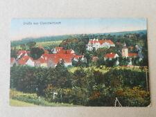 Gruss aus Obersteinbach gel. ~ 1920