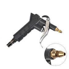 Air Compressor Blow Gun And Long Spare Nozzle Pneumatic Cleaning Accessory Kit