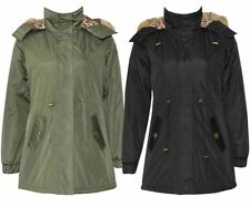 Polyester Parkas Hand-wash Only Coats & Jackets for Women