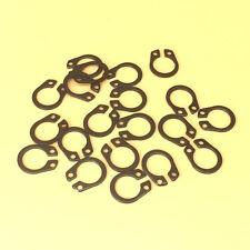 Retaining Ring Select 6mm - 100mm External Circlip Snap Ring