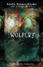 Kiesha'ra #4 Wolfcry by Amelia Atwater-Rhodes SC new