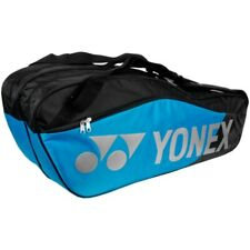 Yonex Pro Black/Blue 9-Pack Bag & FREE String and Grip