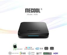 MECOOL KM9 Android TV Box 4K 4GB RAM 32GB Memory 5G WiFi Bluetooth 4.1
