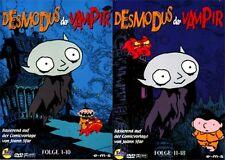 Desmodus, der kleine Vampir ( Kinderfilm Kinder-Zeichentrick ( 1 Staffel 1-18 )