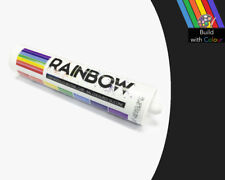 Anthracite Colour Silicone Sealant Rainbow 310ml RAL 7016 Indoor & Outdoor use