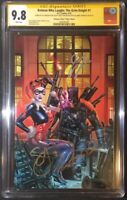 The Batman Who Laughs The Grim Knight 1 CGC SS 9.8 Unknown Comics Virgin Variant