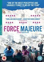 Force Majeure DVD[Region 2]