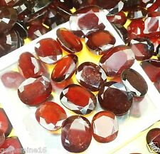 75.50 CT 10 Pcs AFRICAN Hessonite 100% NATURAL MARVELOUS  Quality Gemstone W301