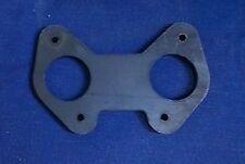 Weber DCOE, Dellorto DHLA, Jenvey Manifold Flange Plate 48mm- MILD STEEL