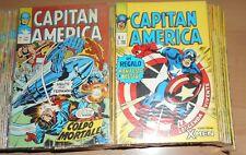 ED.CORNO  SERIE  CAPITAN AMERICA  N°  1/128  CPL  1973   ORIGINALE  !!!!