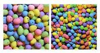 50 Mini Speckled Bobbly Easter Eggs Decorating Bonnet Arts Crafts Egg Hunts