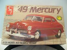1 of 3 '49 MERCURY Coupe Model Kit - 1:25 AMT ERTL Sealed Box - #6594
