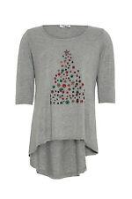 Mehrfarbige 3/4 Arme Damenblusen,-Tops & -Shirts im Tuniken-Stil ohne Mehrstückpackung