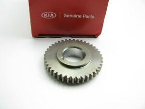 NEW Genuine Crank Crankshaft Sprocket Gear OEM For 2011-15 Kia Optima 2.0L 4-CYL