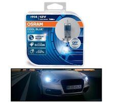 2 AMPOULE H4 12V 100/90W OSRAM COOL BLUE BOOST 5000K + 50 POURCENT