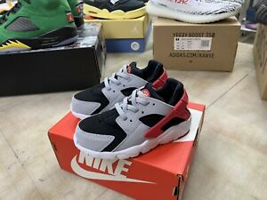 Nike Huarache Run TD (Toddler Size 9C) Athletic Sneaker Shoe NEW