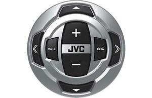 JVC RM-RK62M Marine Boat Wired Remote for JVC KD-X31MBS KD-R85MBS Stereos