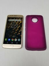 Motorola Moto e4 Plus 32Gb Gold (Unlocked)clean Imei,Great condition Att tmobile