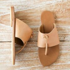 Unbranded Leather Wedge Sandals for Women