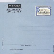 BRITISH HONDURAS Airmail QEII Air Letter Postal Stationery Cover {samwells}AP101