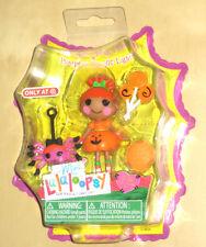 Mini Lalaloopsy Doll PUMPKIN CANDLE LIGHT Halloween Edition 2013 NEW!!