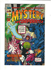1963 Book One: Mystery Incorporated VF + 8.5 Image Comics Alan Moore 1993