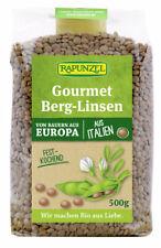 Rapunzel Bio Gourmet Berg-Linsen braun (1 x 500 gr)