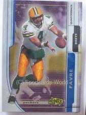 Brett Favre - 2000 UD Ionix #21 - Green Bay Packers Playercard