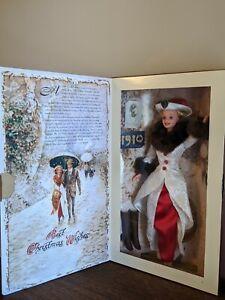 Vintage Hallmark Collectible Holiday Memories 1995 Barbie Doll Mattel NIB