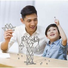 DIY Magnetic Building Blocks Construction Set