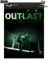 Outlast Steam Download Key Digital Code [DE] [EU] PC