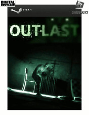 Outlast Steam descarga digital key código [es] [ue] PC