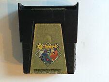 Tested to Work!! Q-Bert - Atari 400800 Cartridge 1983 - See photos!