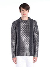 Diesel Black Gold Konge-LF Pull Taille S 100% Authentique