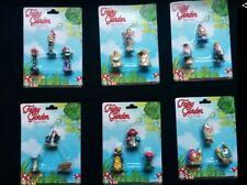 Dollhouse Complete Set of 18 Tiny Miniature Fairy Gnome Garden Figurines 6 Pks