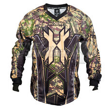 HK Army HSTL Line Jersey - Camo - Large **FREE SHIPPING** Paintball