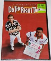 Do the Right Thing - DVD - Danny Aiello - 20th Anniversary Edition Spike Lee NEW