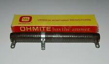 Ohmite 75 Watt 1 ohm Wirewound Resistor Adjustable