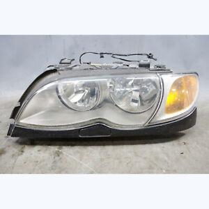 2002-2005 BMW E46 3-Series 4door Left Driver Front Halogen Headlight Titan AL OE