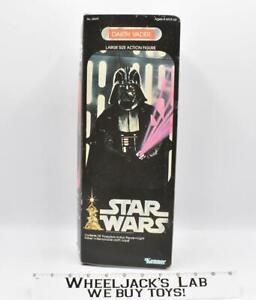 """Darth Vader 15"""" Star Wars MIB NRFB 1977 Kenner Vintage"""