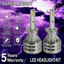 New listing 2X H1 2000W 300000Lm Csp Led Headlight Kit 6000K White High & Low Beam Bulbs