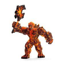 Schleich Lava Golem With Weapon Eldrador Creatures Fantasy Figure NEW IN STOCK